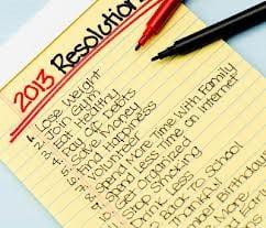 rezolutii pentru anul nou