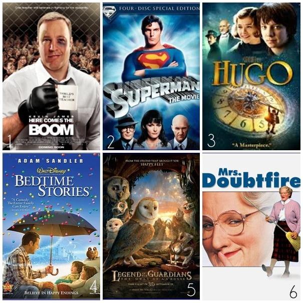 lista de filme