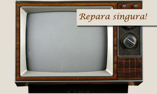 repara televizor