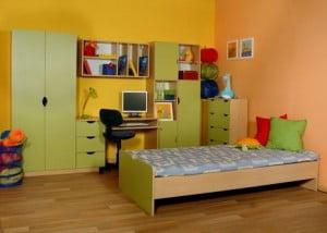 dormitor pentru copii