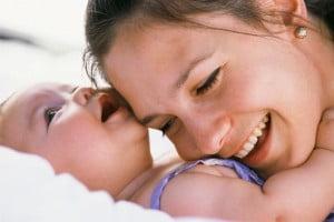 fericirea de a fi mama