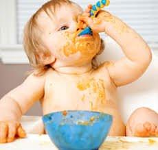 Diversificarea alimentatiei bebelusului