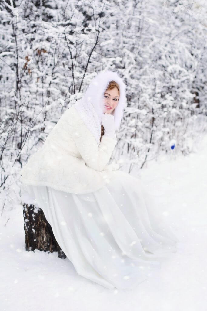 Nunta in iarna
