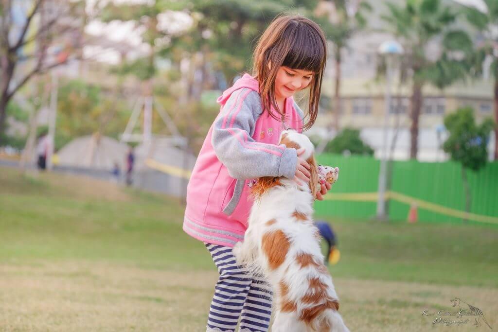 Motive pentru a lua un caine pentru copilul tau