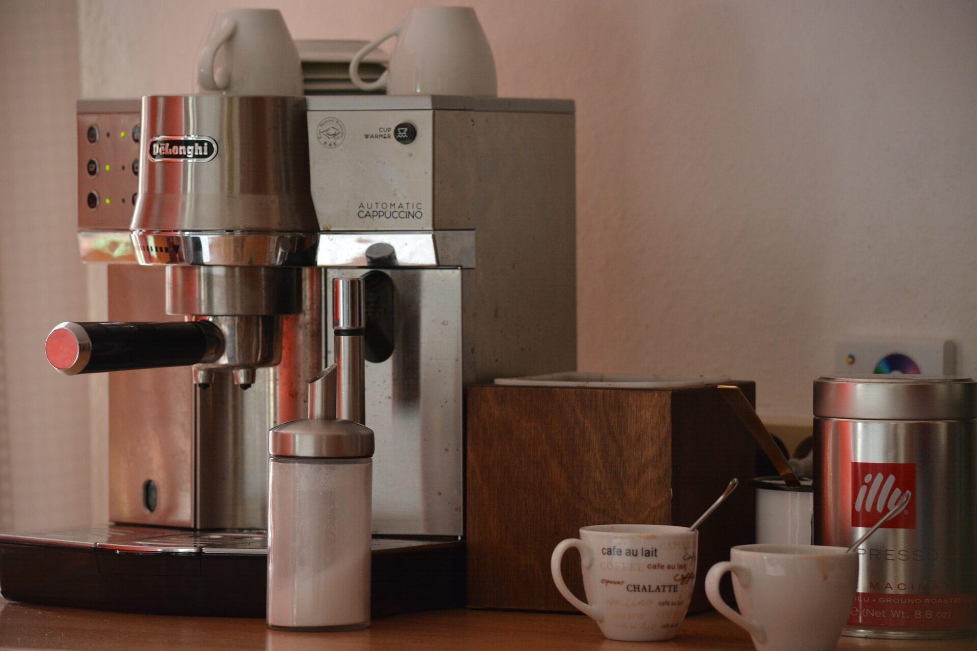 Dotari si accesorii pentru espressorul de cafea
