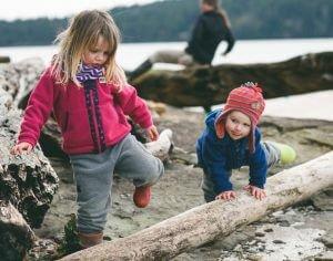 copii, cadou, dar, excursie, aer liber