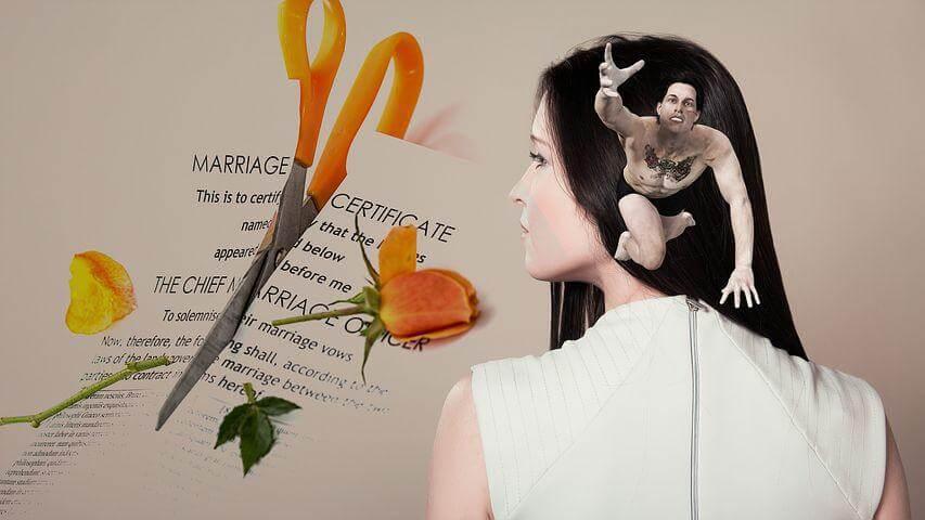 cum te vindeci dupa divort? zece pasi catre vindecare