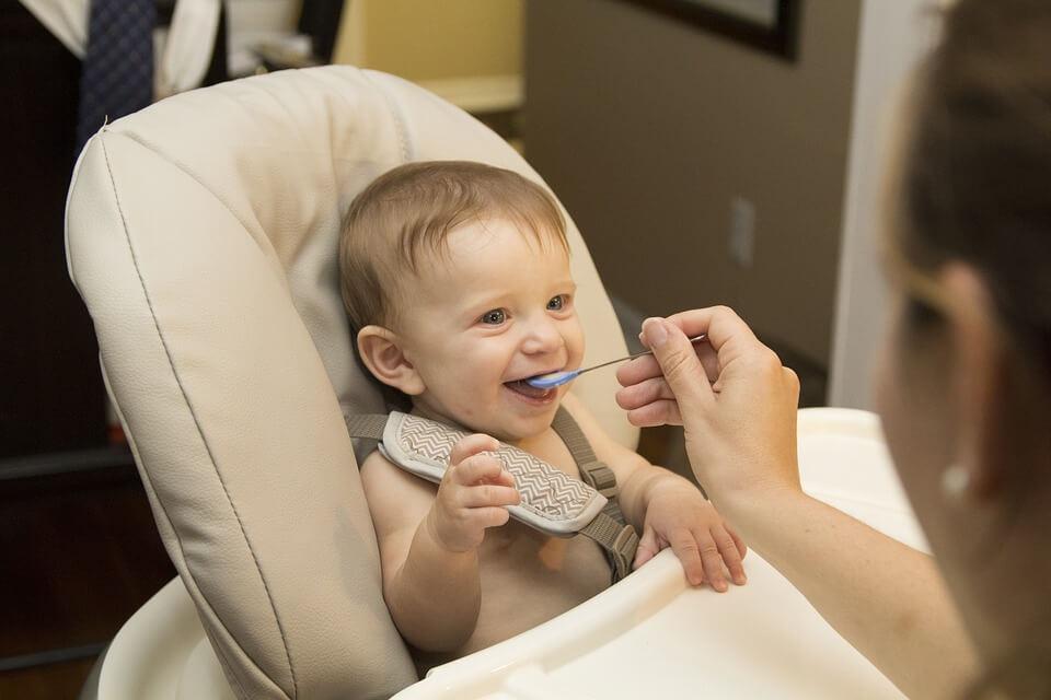 autodiversificarea bebelusului