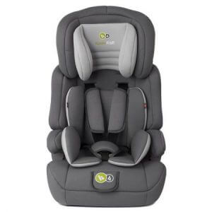 Scaun auto Kinderkraft Comfort UP, 9 kg-36kg, Gri