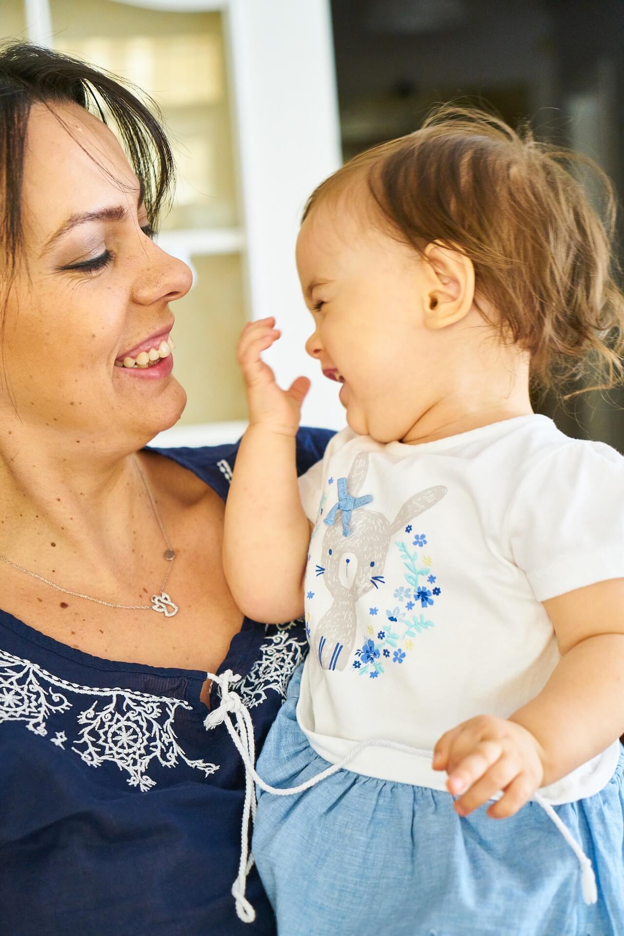 Invata sa fii o mama fericita in cativa pasi