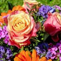 Realizeaza un aranjament floral splendid in doar 4 pasi