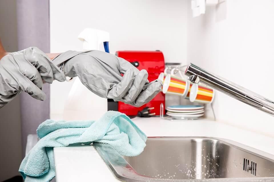 Cum sa faci mai repede curatenie?