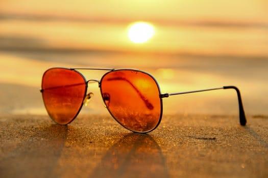 vara, protectie, ochelari de soare,