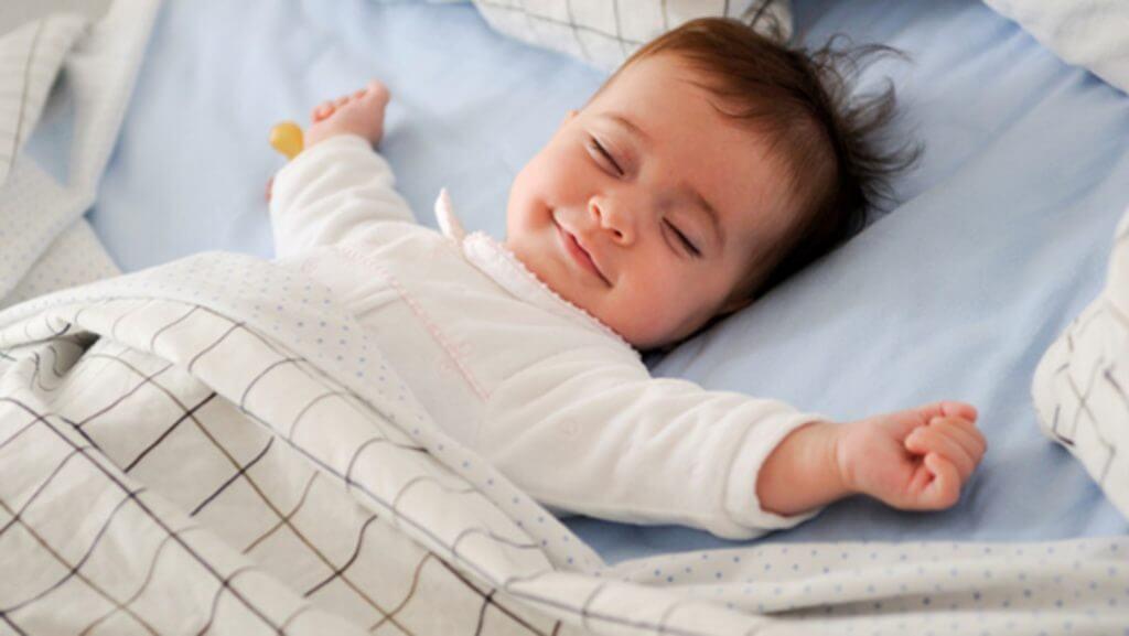 somnul copiilor