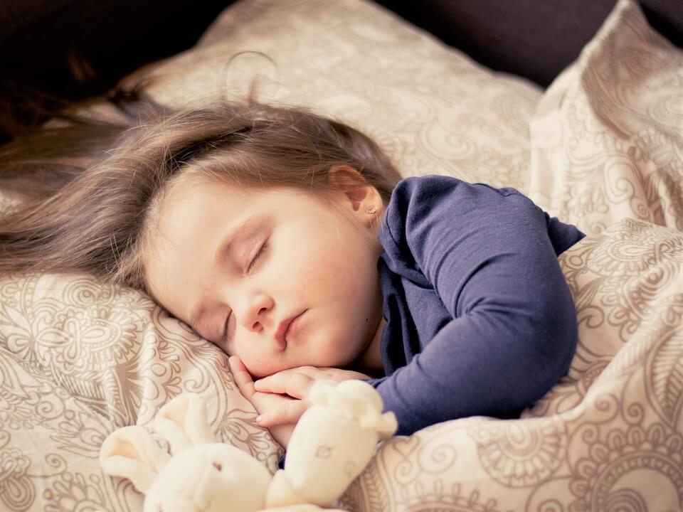 confortul in timpul somnului copiilor