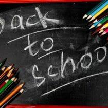inceputul unui nou an scolar