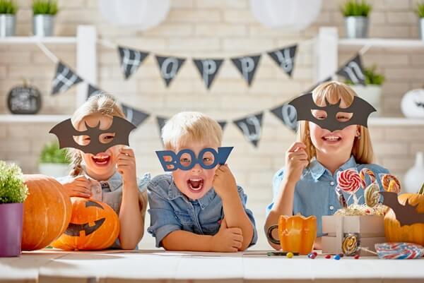 decoratiuni de copii Halloween