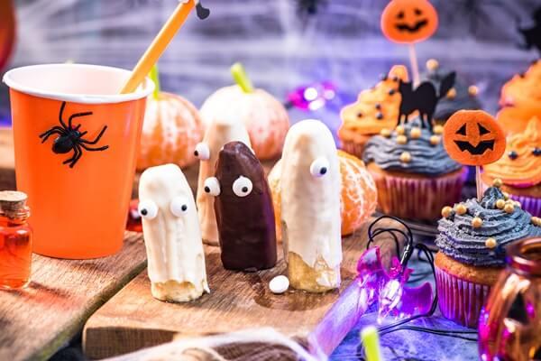 gustari Halloween pentru copii